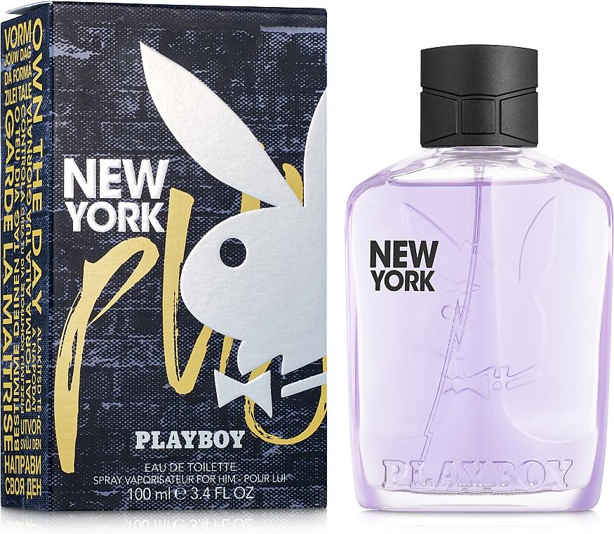 Playboy New York - Woda toaletowa — фото N2