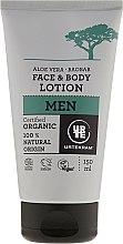 Kup Organiczny balsam do twarzy i ciała dla mężczyzn Aloes i baobab - Urtekram Men Aloe Vera Baobab Face & Body Lotion