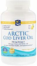 Kup Olej z wątroby dorsza w żelowych kapsułkach - Nordic Naturals Cod Liver Oil