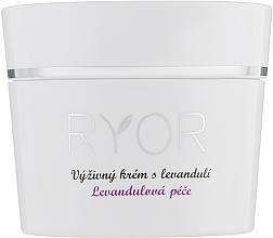Kup Odżywczy krem lawendowy do twarzy - Ryor Lavender Nourishing Face Cream