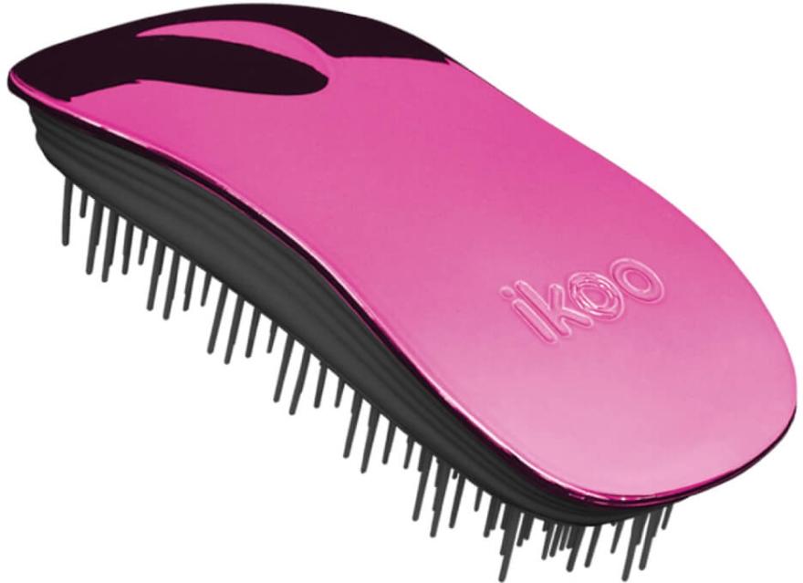 Szczotka do włosów - Ikoo Home Cherry Metallic Brush