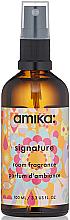 Kup Odświeżacz powietrza w sprayu Róża - Amika Signature Room Fragrance