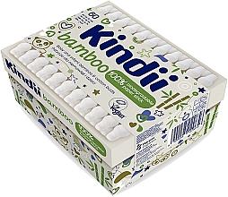 Kup Patyczki dla niemowląt i dzieci - Kindii Bamboo Cotton Buds
