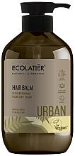 Kup Odżywczy balsam do włosów suchych Awokado i malwa - Ecolatier Urban Hair Balm