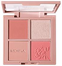 Kup Paleta do makijażu twarzy - Moira Stay Ready Face Palette