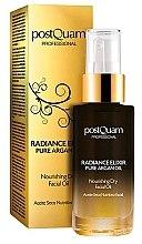 Kup Nawilżający olejek rozświetlający do twarzy - Postquam Radiance Elixir Pure Argan Facial Oil Nourishing Facial Oil