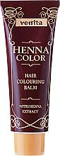 PRZECENA! Balsam koloryzujący z ekstraktem z henny - Venita Henna Color * — фото N2