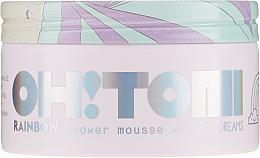 Kup PRZECENA! Pianka do mycia Tęcza - Oh!Tomi Dreams Rainbow Shower Mousse *
