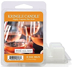 Kup Wosk zapachowy - Kringle Candle Rose All Day Wax Melts