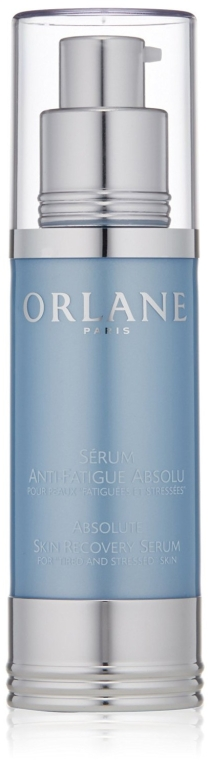 Regenerujące serum do skóry zmęczonej - Orlane Absolute Skin Recovery Care Anti-Fatigue Serum