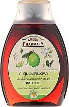 Kup Olejek kąpielowy Bergamotka i limonka - Green Pharmacy