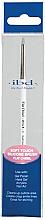 Kup Pędzelek do manicure z silikonową końcówką - IBD Silicone Gel Art Tool Flat Chisel