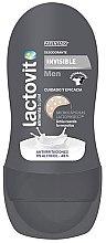 Kup Dezodorant w kulce - Lactovit Men Invisible Deodorant Roll-On