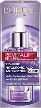 Przeciwzmarszczkowe serum z kwasem hialuronowym - L'Oreal Paris Revitalift Filler (ha) — фото N1