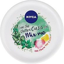 Kup Krem nawilżający - Nivea Soft Mix Me I Am The Chilled Oasis One