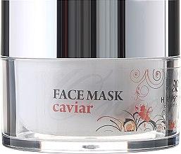 Naturalna maska do twarzy z kawiorem - Hristina Cosmetics Orient Caviar Face Mask — фото N1