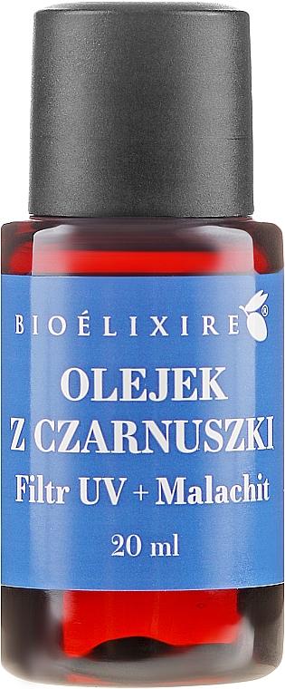 Olej z czarnuszki do włosów - Bioelixire Black Seed Oil  — фото N2
