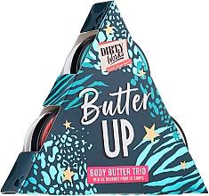 Kup Zestaw - Dirty Works Butter Up (b/butter/3x50ml)