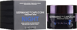 Kup Regenerujący krem do twarzy na noc - Germaine De Capuccini Timexpert SRNS High Recovery Comfort Night Cream