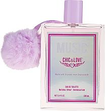 Kup Chic&Love Music - Woda toaletowa (tester z nakrętką)