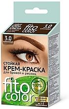 Kup Krem-farba do brwi i rzęs - FitoKosmetik