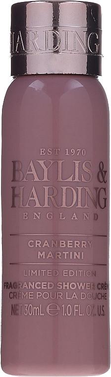 Zestaw - Baylis & Harding Cranberry Martini Collection Lip Set Pink (soap/40g + lip/gloss/12ml + sh/cr/30ml) — фото N5