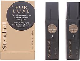 Kup PRZECENA! Kuracja przeciwstarzeniowa do twarzy - Stendhal Pur Luxe Premium Anti-Aging Time-Regulating Treatment *