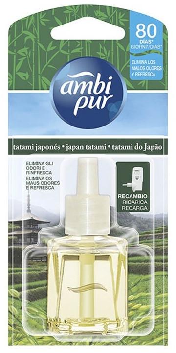 Wkład do odświeżacza powietrza - Ambi Pur Electric Air Freshener Refill Japanese Tatami — фото N1