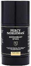 Kup Dezodorant w sztyfcie dla mężczyzn - Percy Nobleman Deodorant Stick
