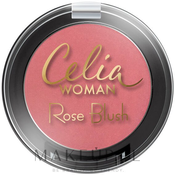 Róż do policzków - Celia Woman Rose Blush — фото 03