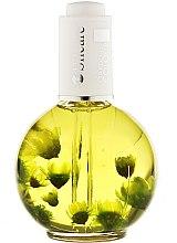 Kup Oliwka do skórek i paznokci z kwiatkami - Silcare The Garden of Colour Lemon Yellow