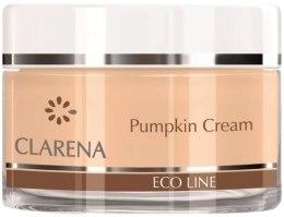 Kup Nawilżająco-regeneracyjny krem do twarzy z dynią - Clarena Eco Line Pumpkin Cream