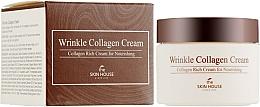 Kup Odżywczy krem przeciwzmarszczkowy z kolagenem - The Skin House Wrinkle Collagen Cream