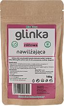 Kup Nawilżająca kosmetyczna glinka różowa - Natural Home Spa