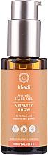 Kup Rewitalizujący olejek do włosów - Khadi Ayurvedic Vitality Grow Hair Oil