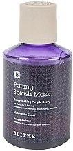 Kup Maska odmładzająca - Blithe Rejuvenating Purple Berry Splash Mask