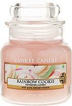 Kup Świeca zapachowa w słoiku - Yankee Candle Rainbow Cookie