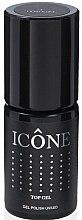 Kup Top coat do paznokci - Icone Gel Polish UV/LED Top Gel