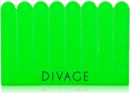 Kup Zestaw pilników do paznokci 8 w 1, zielone - Divage Dolly Collection
