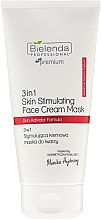 Kup Stymulująca kremowa maska do twarzy 3 w 1 - Bielenda Professional Individual Beauty Therapy
