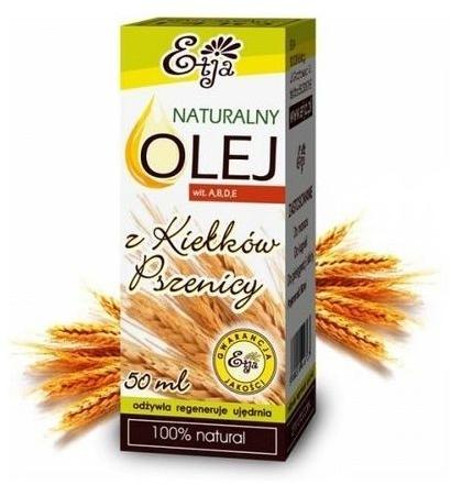 Naturalny olej z kiełków pszenicy - Etja Natural Oil