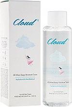 Kup Silnie nawilżający tonik do twarzy - Cloud9 All Alive Deep Moisture Toner