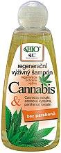 Kup Odżywczy szampon regenerujący do włosów z ekstraktem z konopi - Bione Cosmetics Cannabis Regenerating And Healing Shampoo