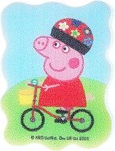 Kup Gąbka kąpielowa dla dzieci, Świnka Peppa, Peppa na rowerze - Suavipiel Peppa Pig Bath Sponge