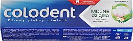 Kup Pasta do zębów z naturalnymi ekstraktami z ziół Mocne dziąsła - Colodent