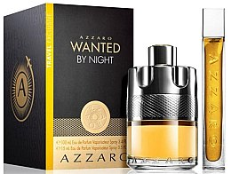 Kup Azzaro Wanted By Night - Zestaw (edp 100 ml + edp 15 ml)