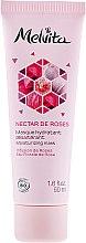 Kup Nawilżająca maska różana do twarzy - Melvita Nectar de Roses Moisturizing Mask