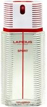 Kup Ted Lapidus Lapidus Pour Homme Sport - Woda toaletowa