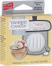 Kup Zapach do samochodu (wymienny wkład) - Yankee Candle Charming Scents Refill Vanilla Cupcake