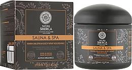 Kup Rozgrzewające rokitnikowe okłady odżywcze do ciała - Natura Siberica Sauna & Spa